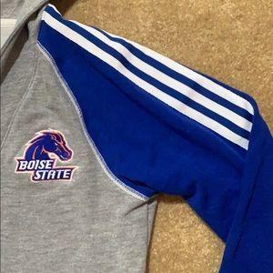 adidas Tops - Adidas Boise State hoodie